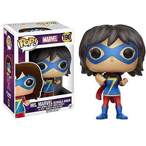 Funko Pop! Marvel Ms. Marvel (Kamala Khan) #190